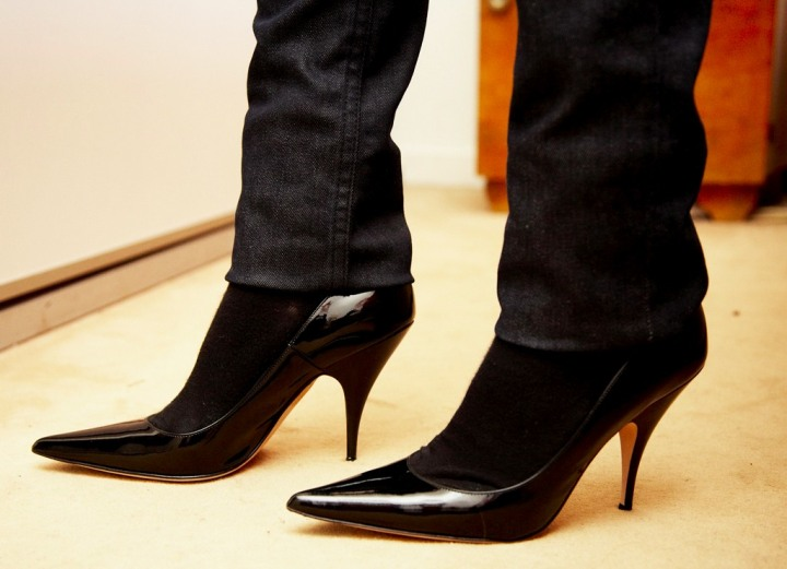 The Selby.  I like these shoes.