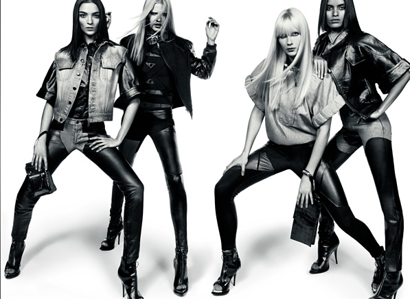 Givency Ad Campaign