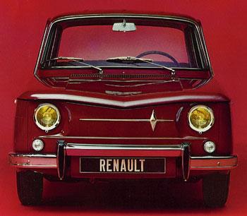 1972 Renault 8