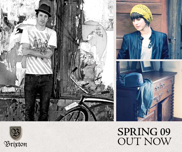 Brixton Spring 09