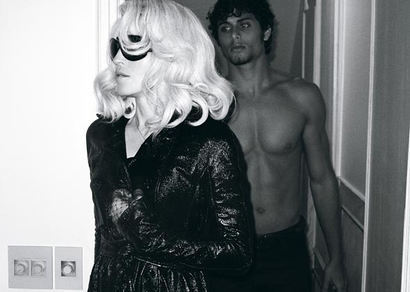 Madonna for W Magazine