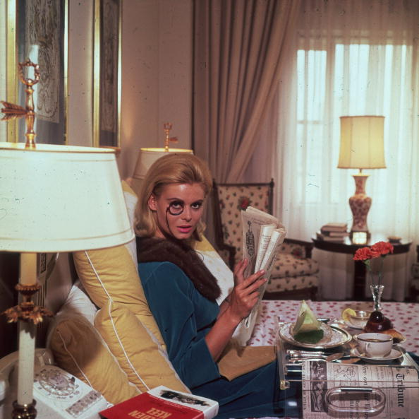 Monocled Miss, Slim Aarons