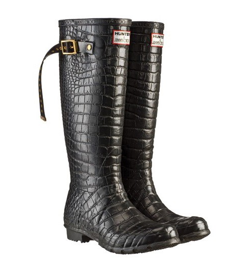 Jimmy Choo Hunter Boots