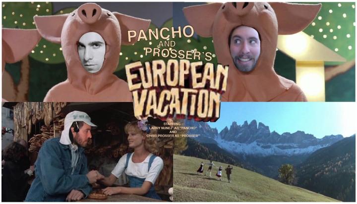 Prosser & Panchos Vacation