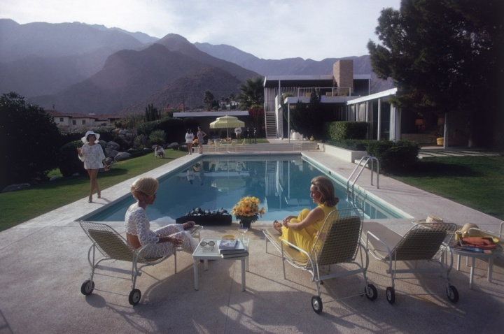 My dream house!! Slim Aarons