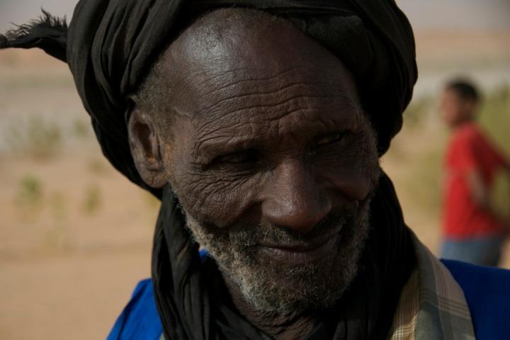 Natives in Mauritania.