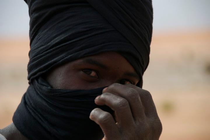 In Mauritania.