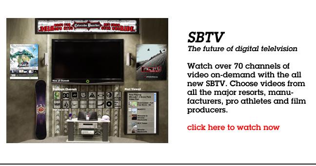 Snowboard Magazine TV