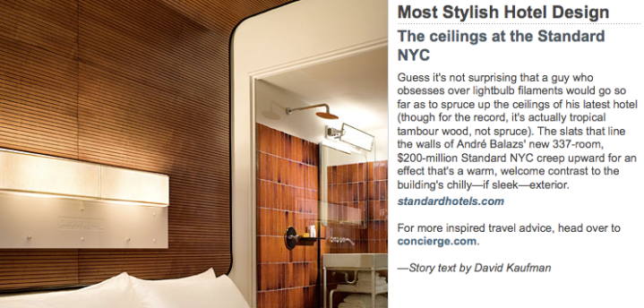 The Standard NYC