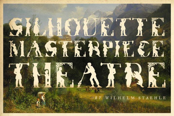 Silhouette Masterpiece Theatre