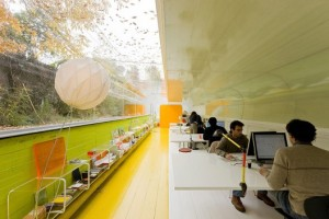 Selgas Cano Architecture Office by Iwan Baan.