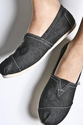 TOMS - Men's Classic Woven Slip-on Shoes