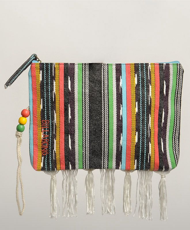 Billabong Drenched Clutch.