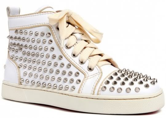 Christian Louboutin Men's Sneakers.