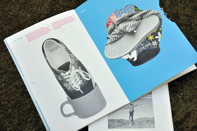 Vans Vault Collection, Spring 2011.