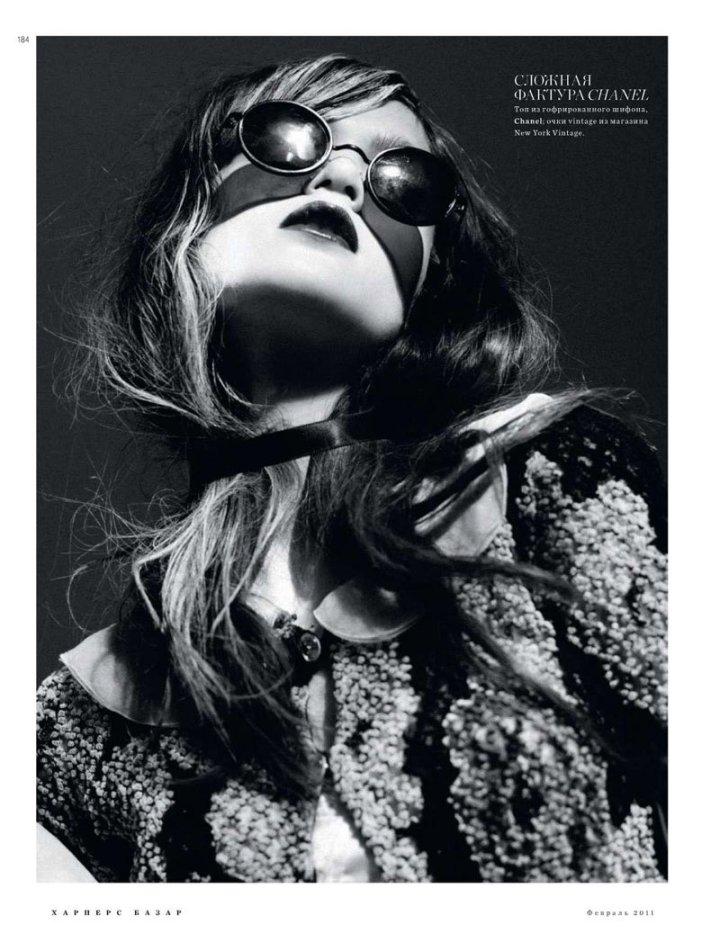 Harper's Bazaar, Russia.