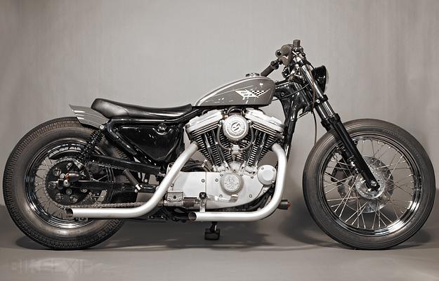 Harley Cafe Racer.