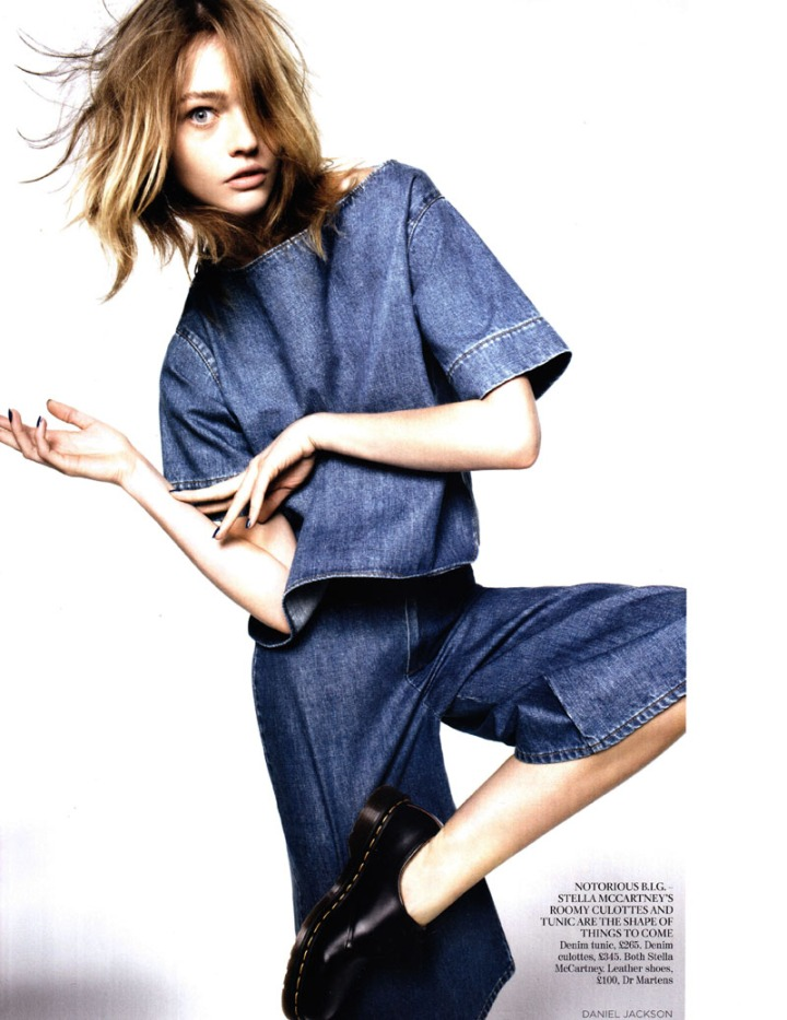Vogue UK.
