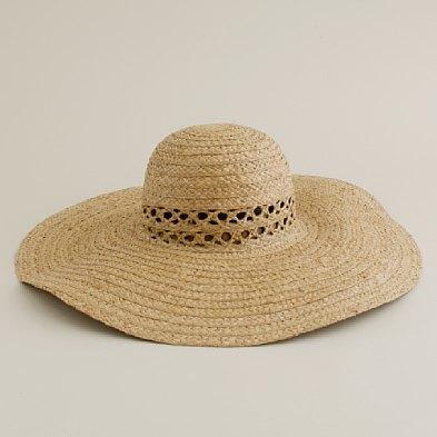 J.Crew - Summer Sun Hat.