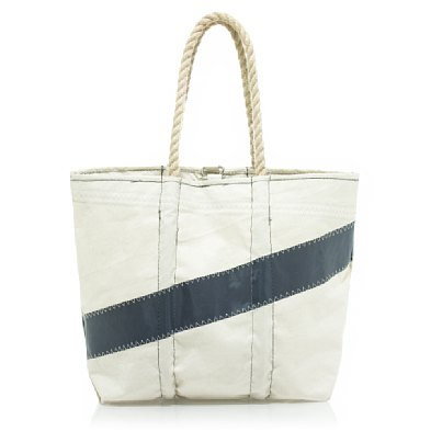 J.Crew - Angela Adams® And Sea Bags For J.Crew Diagonal - Stripe Sail Bag.