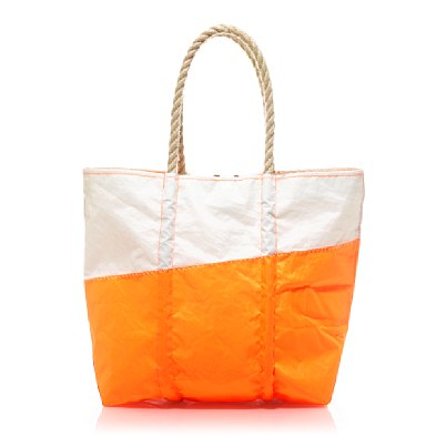 J.Crew -	Angela Adams® And Sea Bags For J.Crew dipped sail bag