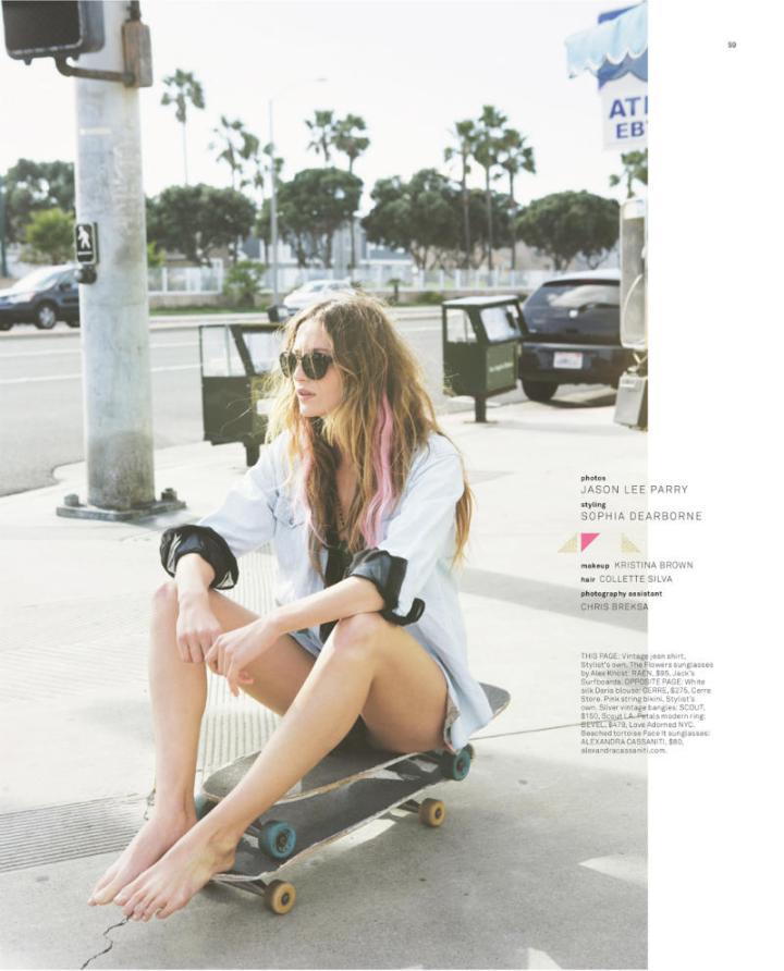 Foam Magazine.