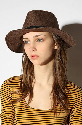 Urban Outfitters - Mint by Goorin Linen Panama Hat.