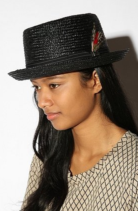 Urban Outfitters - Brixton Drifter Hat.