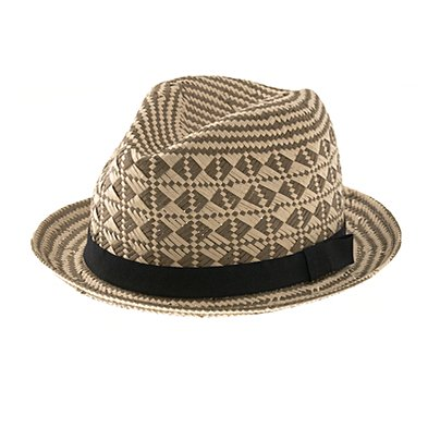 Madewell - Trellis-Weave Trilby.
