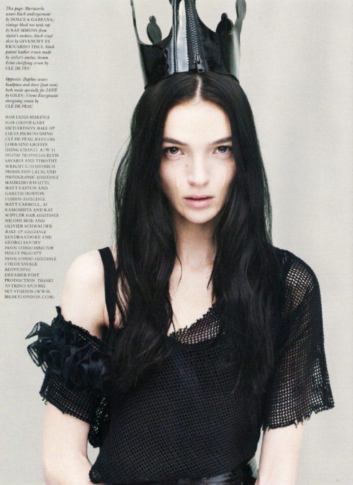 Love Magazine #6.