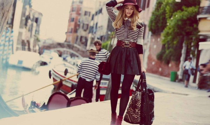Free People August 2011.