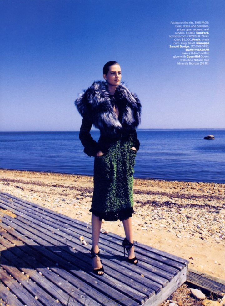 Harper's Bazaar, US.