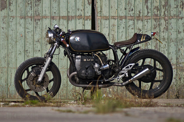 BMW R80 Cafe Racer.