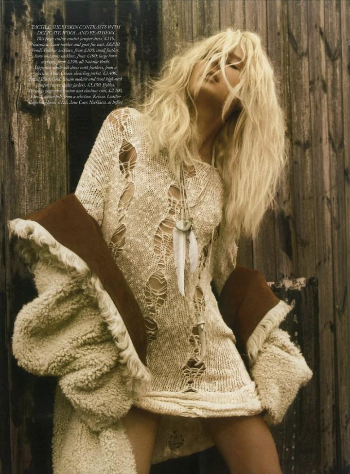 Harper's Bazaar UK.
