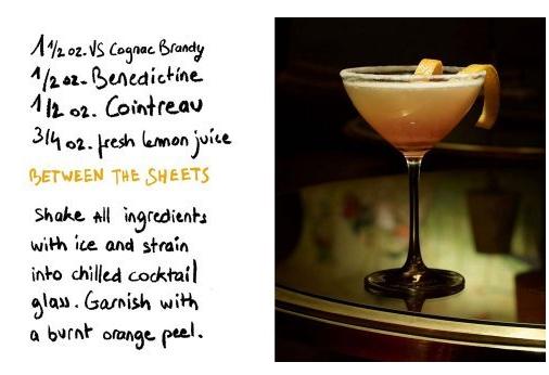 Vintage Cocktails.