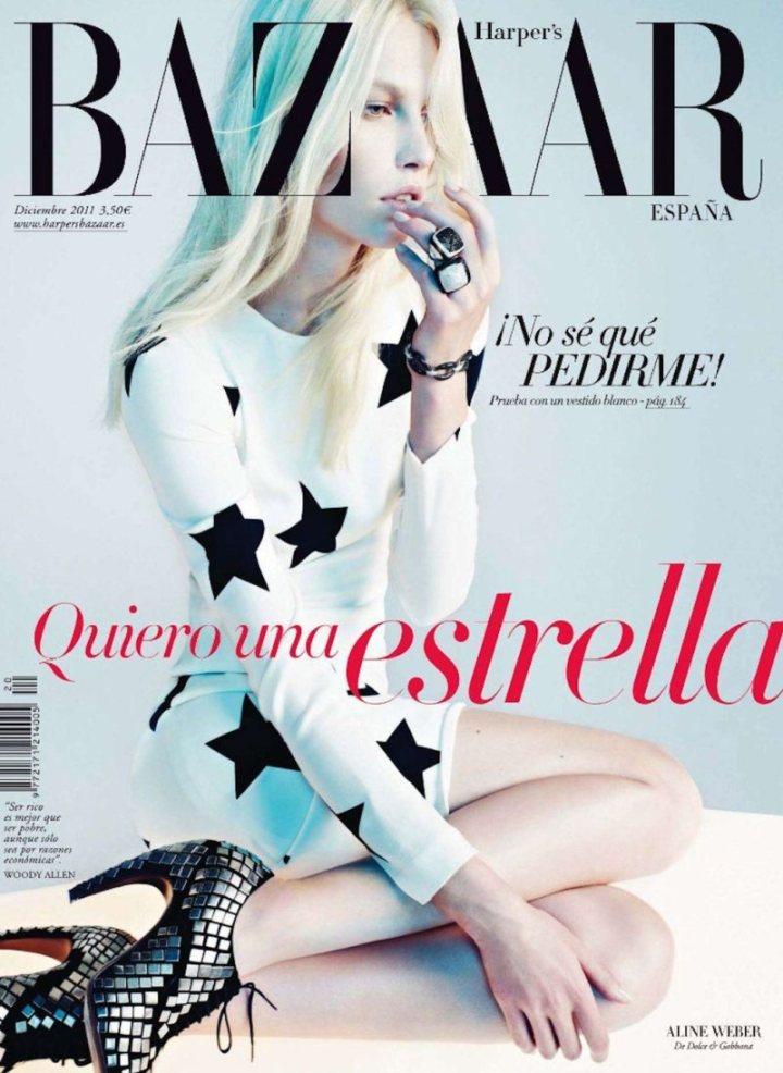 Harper's Bazaar, Spain.