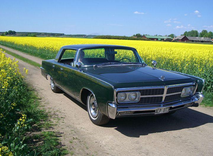 1965 Chrysler Imperial Crown.