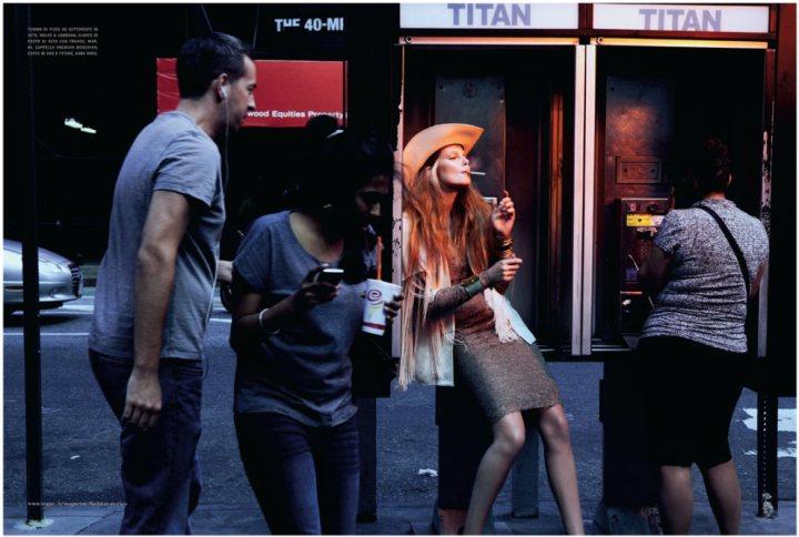Vogue, Italia.