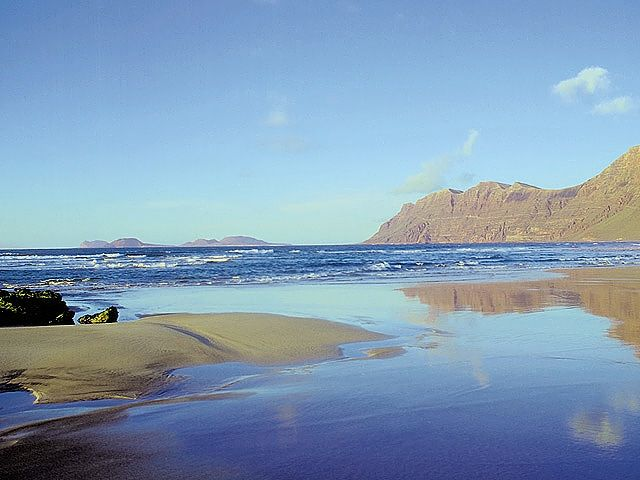 Canary Islands, Spain, Lanzarote.