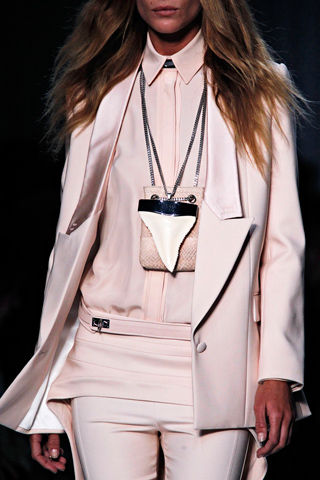 Givenchy Spring 2012.