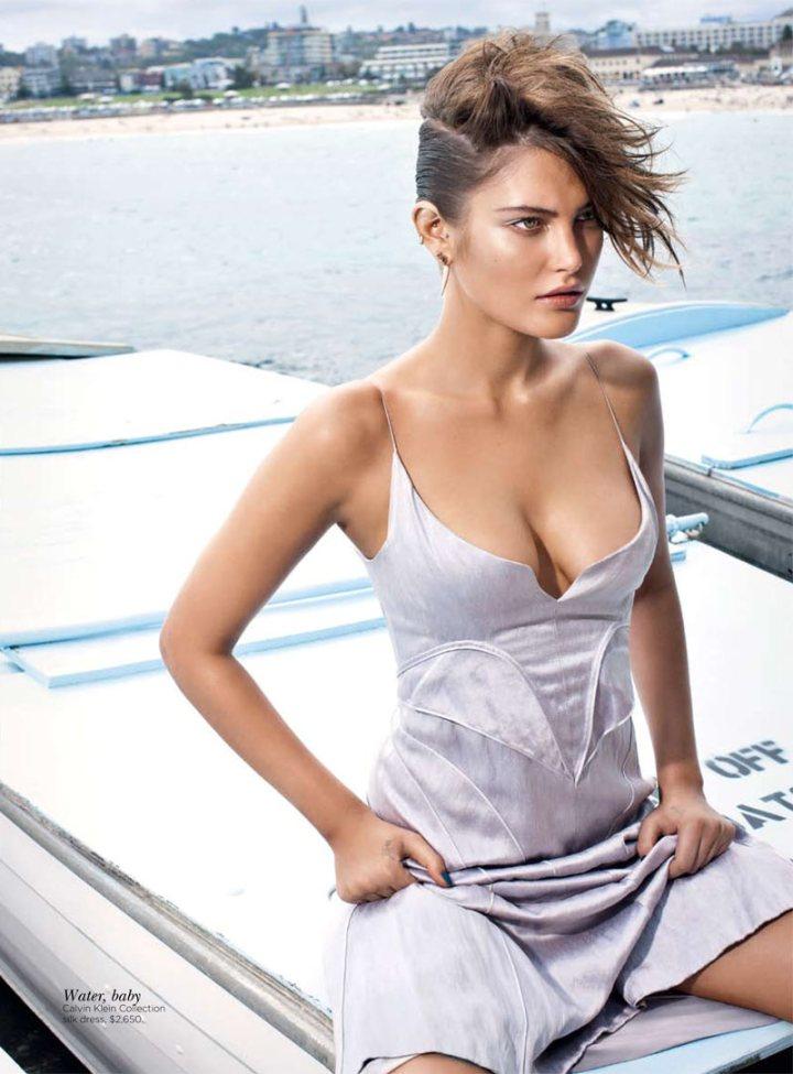 Vogue, Australia.