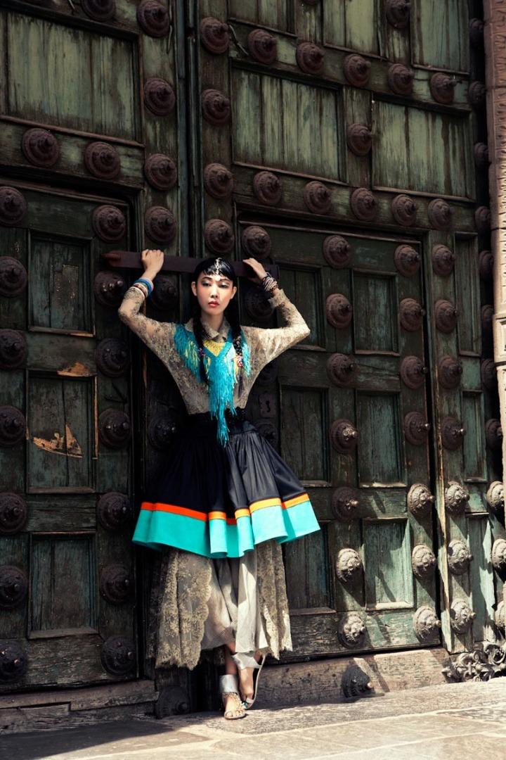 Vogue, Korea.